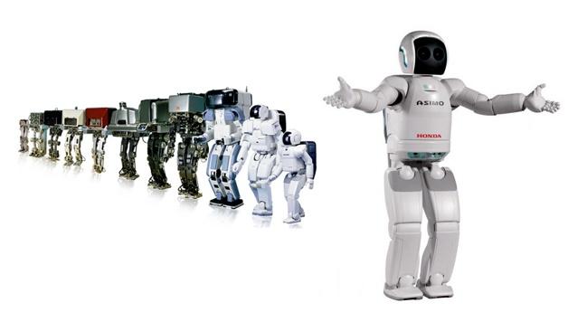 ASIMO el robot de Honda