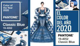 El color del año 2020 - Azul Clásico