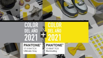 El color del año 2021 - Pantone Color of the Year 2021