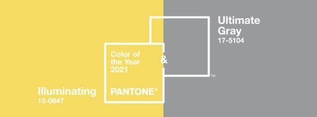 Los dos colores del año 2021