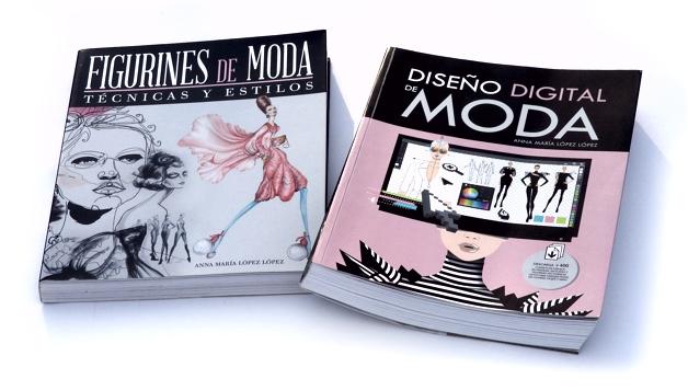 Los dos libros de moda más vendidos de Anna María López