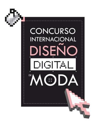 PARTICIPA EN EL CONCURSO INTERNACIONAL DE DISEÑO DIGITAL DE MODA