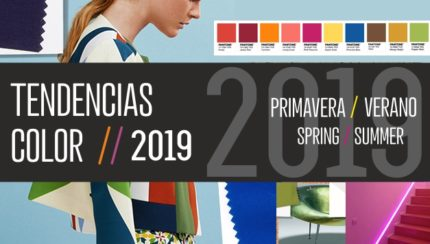 TENDENCIAS COLOR PRIMAVERA / VERANO 2019