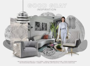 Tendencia color gris 2021