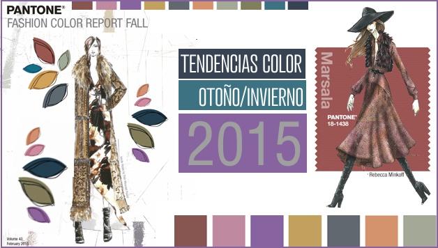 ▷▷▷ TOP 10 Tendencias color OTOÑO / INVIERNO 2015 | COOLHUNTING ...