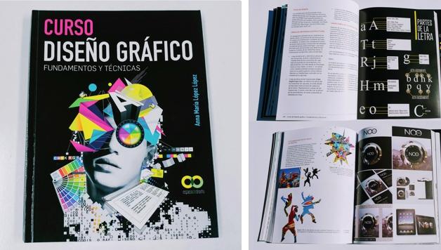 Curso Diseño Gráfico, Fundamentos y Tecnicas