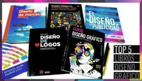 TOP5 LIBROS PARA DISEÑADORES GRÁFICOS