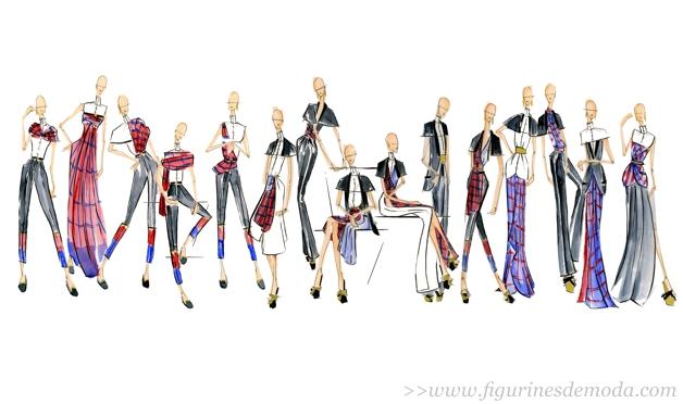 Coleccion de figurines de Javier Garrido