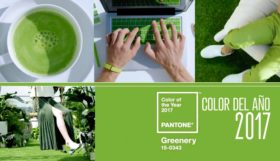 Color del año 2017 - GREENERY