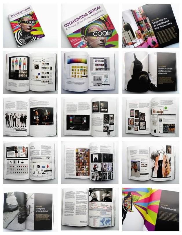 Páginas del libro COOLHUNTING DIGITAL, a la caza de las ultimas tendencias