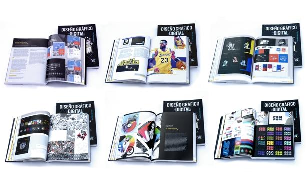 Ejemplos de diseño gráfico digital