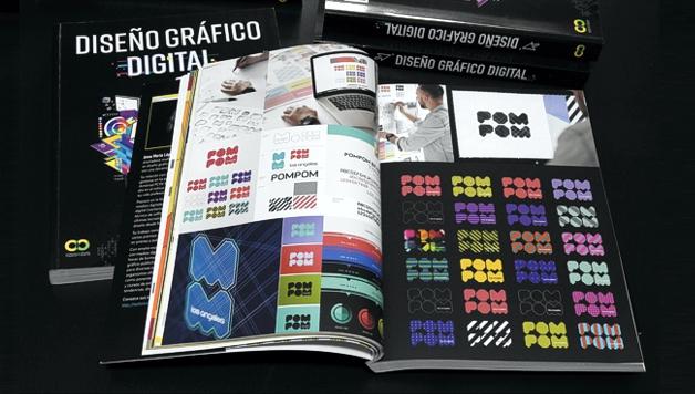El libro Diseño Gráfico Digital