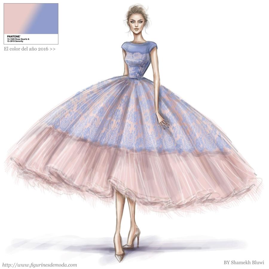 El color del a o o la combinaci n de colores protagonista for Colores de moda para paredes 2016