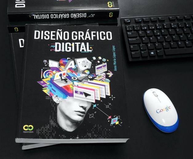 El libro DISEÑO GRÁFICO DIGITAL de la editorial ANAYA Multimedia