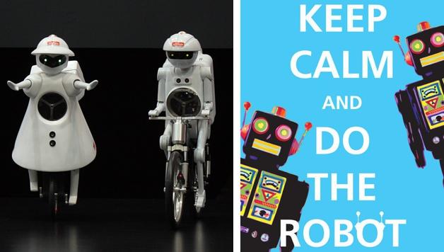 Los robots conquistan el mundo
