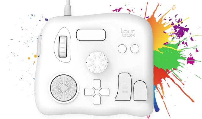 Torubox un mando de consola para diseñar en vez de jugar
