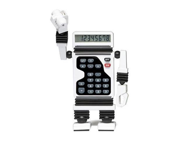 Robot calculadora